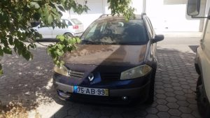 Renault Megane Gasóleo Penhorado Licitação 2800 euros 4