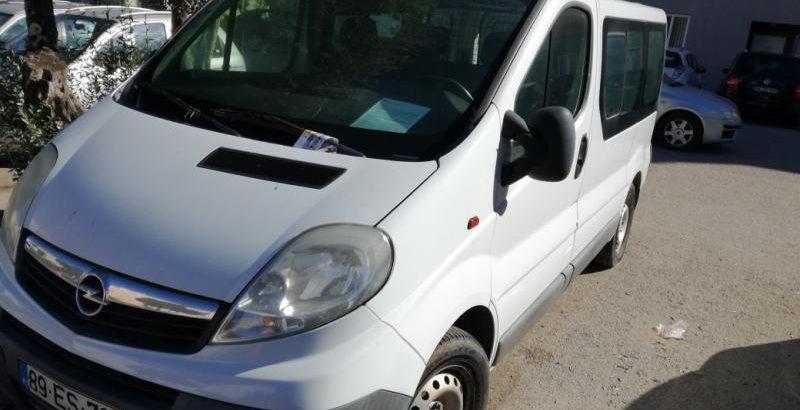 Opel Vivaro de Mercadorias Penhorado Licitação 1 euro 1