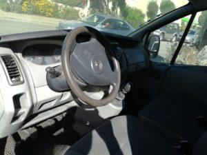 Opel Vivaro de Mercadorias Penhorado Licitação 1 euro 3