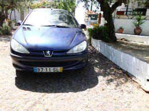Peugeot 206 Penhorado à melhor oferta 2