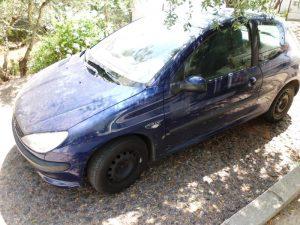 Peugeot 206 Penhorado à melhor oferta 3