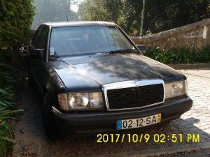 Mercedes 190 D Penhorado à melhor OFERTA 3