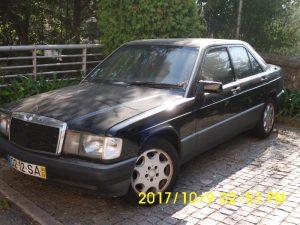 Mercedes 190 D Penhorado à melhor OFERTA 2