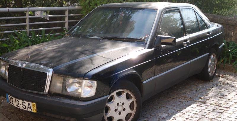 Mercedes 190 D Penhorado à melhor OFERTA 1