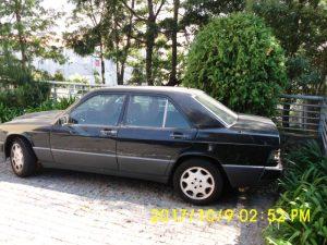 Mercedes 190 D Penhorado à melhor OFERTA 5