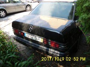 Mercedes 190 D Penhorado à melhor OFERTA 4