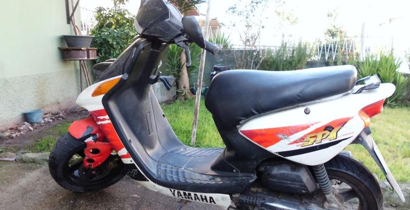 Yamaha BWS Penhorado Licitação 1 euro 1