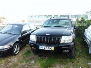 Jeep Grand Cherokee Penhorado Licitação 1 euro 4