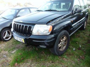 Jeep Grand Cherokee Penhorado Licitação 1 euro 2