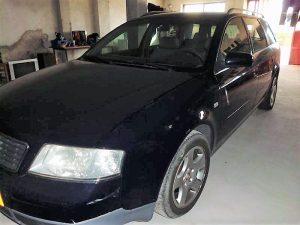 Audi A6 de 99 Penhorado Licitação 1 euro 3