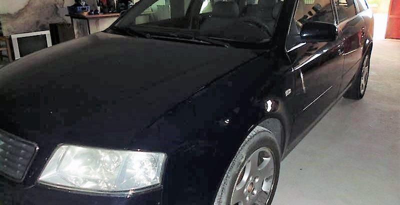 Audi A6 de 99 Penhorado Licitação 1 euro 1