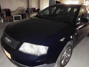 Audi A6 de 99 Penhorado Licitação 1 euro 4