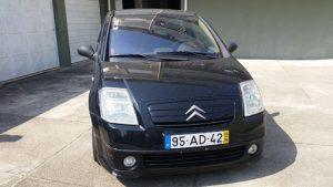Citroen C2 comercial Penhorado Licitação 645 euros 5