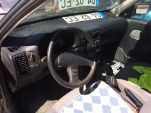 Seat Ibiza Penhorado Licite por 200 euros 2