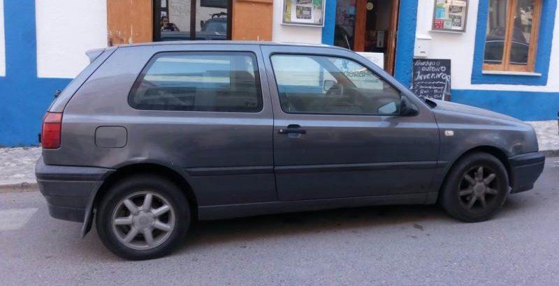 VW Golf Penhorado Licite pela melhor oferta 1