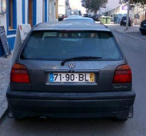 VW Golf Penhorado Licite pela melhor oferta 3