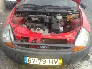 Ford Ka Penhorado Licitação 610 euros 4