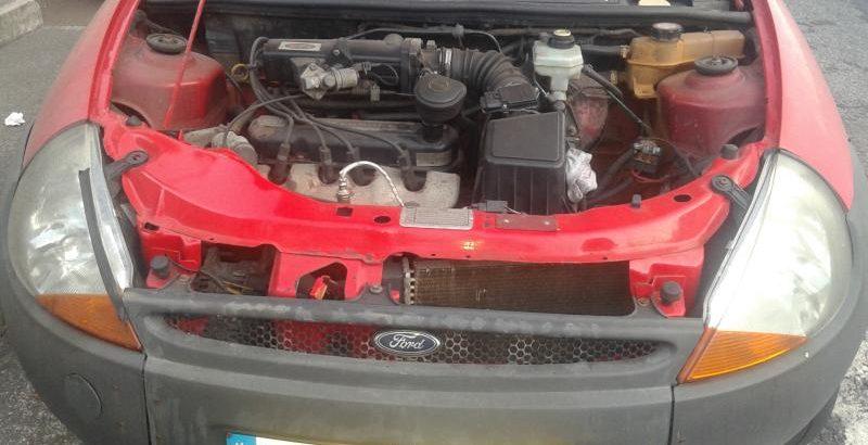 Ford Ka Penhorado Licitação 610 euros 1