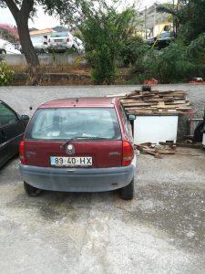 Opel Corsa Penhorado Licitação 175 euros 3
