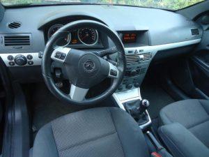 Opel Astra GTC comercial 2008 Licite por 1291 euros 5