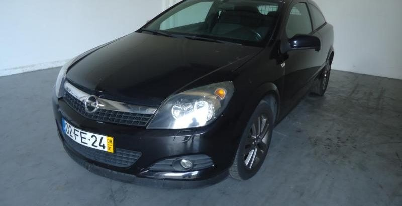 Opel Astra GTC comercial 2008 Licite por 1291 euros 1