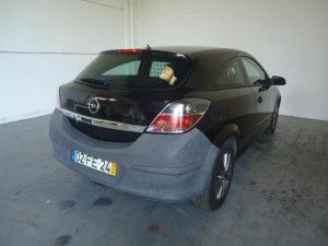 Opel Astra GTC comercial 2008 Licite por 1291 euros 2