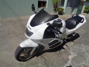 Suzuki 600cc Penhorada Licite por 0 euros à melhor oferta 3