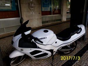 Suzuki 600cc Penhorada Licite por 0 euros à melhor oferta 5