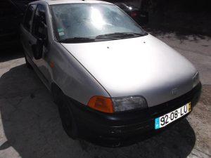 Fiat Punto Penhorado Licitação 175 euros 2