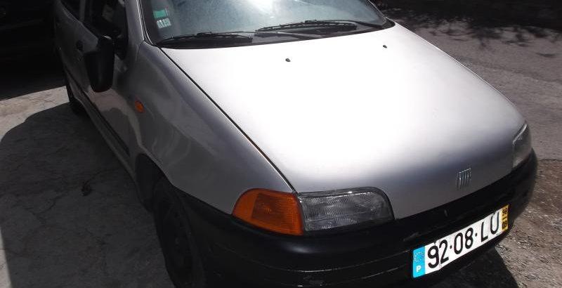 Fiat Punto Penhorado Licitação 175 euros 1