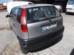 Fiat Punto Penhorado Licitação 175 euros 3