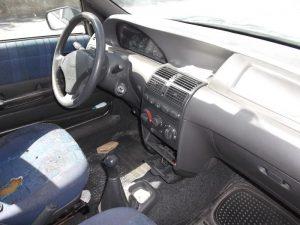 Fiat Punto Penhorado Licitação 175 euros 4