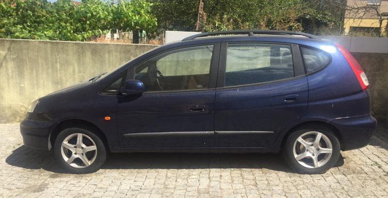 Daewoo Tacuna Penhorado Licitação 645 euros 6