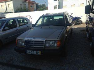 Mercedes 250 TD Penhorado Licitação 420 euros 6