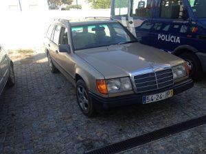 Mercedes 250 TD Penhorado Licitação 420 euros 2