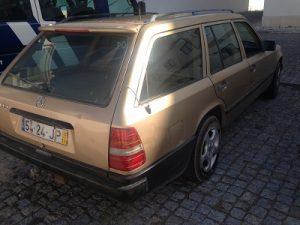 Mercedes 250 TD Penhorado Licitação 420 euros 4