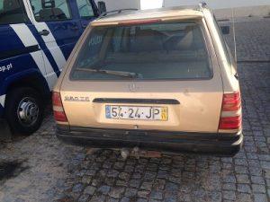 Mercedes 250 TD Penhorado Licitação 420 euros 9