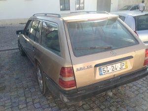 Mercedes 250 TD Penhorado Licitação 420 euros 8