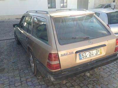 Mercedes 250 TD Penhorado Licitação 420 euros 1
