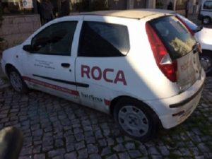 Fiat Punto Gasóleo Penhorado Licitação 645 euros 12