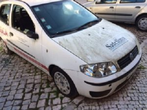 Fiat Punto Gasóleo Penhorado Licitação 645 euros 4