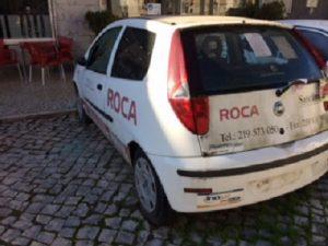 Fiat Punto Gasóleo Penhorado Licitação 645 euros 8
