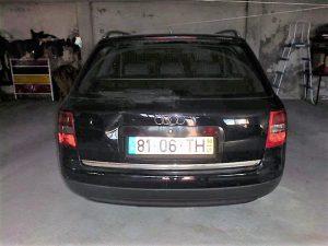 Audi A6 de 99 Penhorado Licitação 1 euro 5