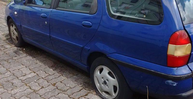Fiat Palio Penhorado Licite por 307 euros 1
