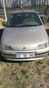 Fiat Punto Penhorado Licite por 153 euros 4