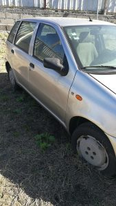 Fiat Punto Penhorado Licite por 153 euros 2