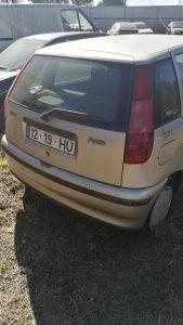 Fiat Punto Penhorado Licite por 153 euros 3