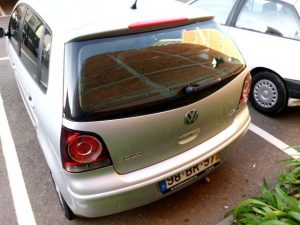 VW Polo Penhorado Licite por 3010 euros 3