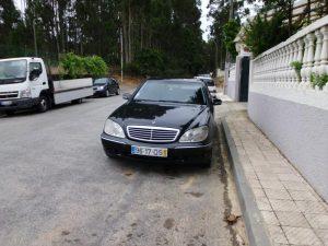 Mercedes S400 Penhorado Licite por 4085 euros 3