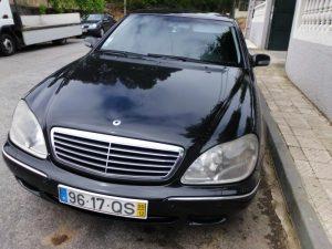 Mercedes S400 Penhorado Licite por 4085 euros 2